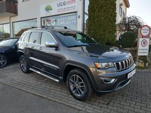 2017 Jeep Grand Cherokee Limited 4×4 in Ramstein, Germany