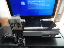Sony Playstation 3 PS3 with Game in Camp Lejeune, North Carolina