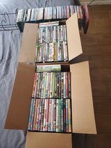 DVD movies and stand in DeRidder, Louisiana