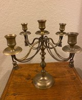 Vintage Brass Candelabra in Tomball, Texas