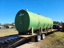 10,000 gallon hyd / fuel tank in Cleveland, Texas