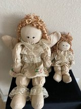 Christmas Rag Dolls in Tomball, Texas