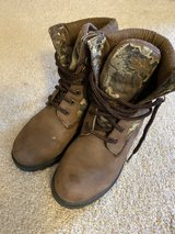 Black Rock Boys Hunting Boots in Fort Campbell, Kentucky