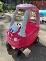 Little Tykes Pink Cozy Coupe in Kingwood, Texas