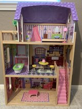 Kidkraft Kayla Dollhouse with Furniture in Kingwood, Texas