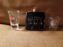 New holiday flask and shot glasses in Camp Pendleton, California