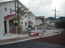 4BR single house at Peaceful Village in Okinawa, Japan