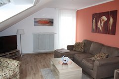 Romantic 2 bedr. apartment, 3 min from RAB, in Ramstein, Germany