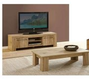United Furniture - Elba TV Stand + Coffee Table including delivery in Spangdahlem, Germany