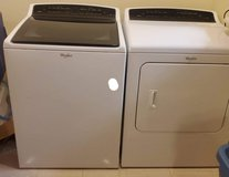 whirlpool washer and dryer set in Okinawa, Japan