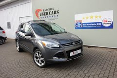 2014 Ford Escape Titanium 4WD with warranty in Spangdahlem, Germany