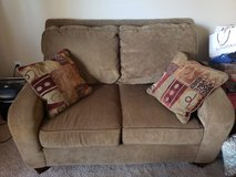 Loveseat couches (2) in Eglin AFB, Florida