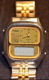 Pulsar watch, Model Y651 – 506A A0 in Wiesbaden, GE