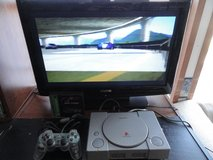 Sony Playstation 1 PS1 with Game in Camp Lejeune, North Carolina