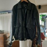 Mens Leather Jacket in Cherry Point, North Carolina