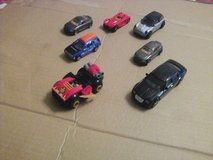 Toy cars in Beaufort, South Carolina