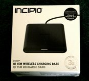INCIPIO GHOST QI 15W WIRELESS CHARGING BASE FOR iPhone & Samsung Galaxy Devices in Camp Lejeune, North Carolina