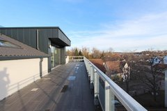 Brand new penthouse in Sindelfingen close to Panzer and Patch in Stuttgart, GE