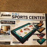 5 -in -1 sports center board game in Batavia, Illinois
