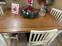 Farm Table 3 chairs in Fort Campbell, Kentucky