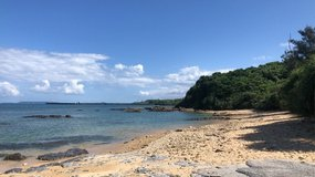4BED/2.5BATH SINGLE HOUSE WITH OCEAN VIEW IN URUMA-CITY in Okinawa, Japan