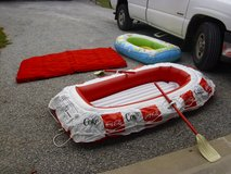 coke raft holds up to 450 lbs. in Fort Knox, Kentucky