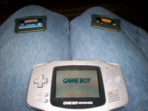 gameboy advance & crash of the titans & need for speed underground 2 & pac-man collection games in Fort Knox, Kentucky