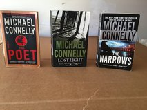 Michael Connelly Books in Camp Lejeune, North Carolina
