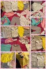 Babygirl bundle 6/9 months in Fort Campbell, Kentucky