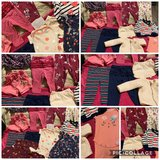 Babygirl 12 months bundle(14pcs) in Fort Campbell, Kentucky