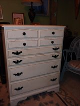 4 drawer chest of drawers. all wood in Tomball, Texas