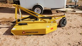5' Mower Deck 'Brush Hog' in Alamogordo, New Mexico