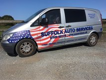Suffolk auto services in Lakenheath, UK