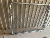 Chain link Walk gate and panel  (never used - Made in USA) in Conroe, Texas