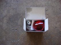 NEW TWO PACK OF RED PARTY BULBS in St. Charles, Illinois