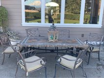 7 piece patio set in Tacoma, Washington