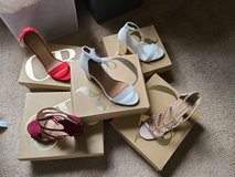 Brand new heels as set or can be sold individually in Fort Belvoir, Virginia