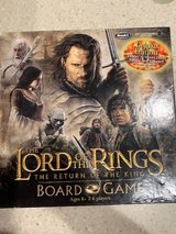 Lord of the Rings Board Game in Alamogordo, New Mexico