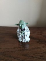 star wars yoda figurine in Batavia, Illinois