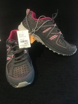 New w/ Tags! C9 Women's Gray/Pink Advanced Trail Running Shoes Sz 7.5 in Plainfield, Illinois