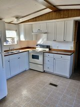 For Rent 2 bed 2 full bath add on back room no closet Modular Home on 3/4 acre in Fort Leonard Wood, Missouri