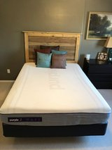 Purple Hybrid .2 Queen Mattress in Beaufort, South Carolina