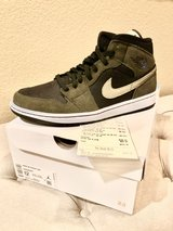 Nike Jordan 1 retro Olive in Fairfield, California