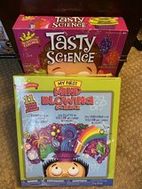 Scientific Explorer: Mind Blowing Science kit & Tasty Science kit in Glendale Heights, Illinois