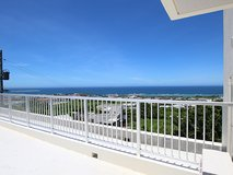 Spacious balcony with view!Apartment in yomitan in Okinawa, Japan