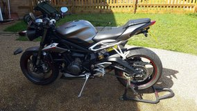 2017 triumph street triple in Lakenheath, UK