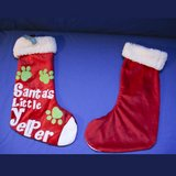 REDUCED! NEW WITH TAGS 2 PET DOG CAT CHRISTMAS STOCKINGS in Fairfield, California
