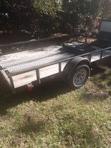 7x12 utility trailer in Beaufort, South Carolina