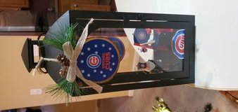Chicago Cubs Lantern New in Elgin, Illinois