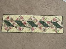 Handmade Holiday table runner in Alamogordo, New Mexico